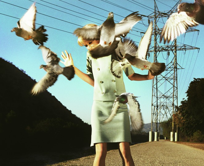 Alex Prager, 'The Big Valley: Eve', 2008 © Alex Prager Studio and Lehmann Maupin, New York and Hong Kong.