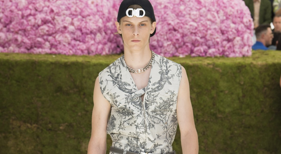 DIOR MEN SS19 - HERO-22