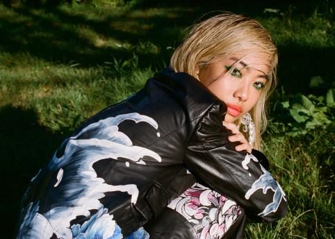 All clothes Hannah Dang graduate collection / photography by Naomi Wong / fashion by Hannah Dang