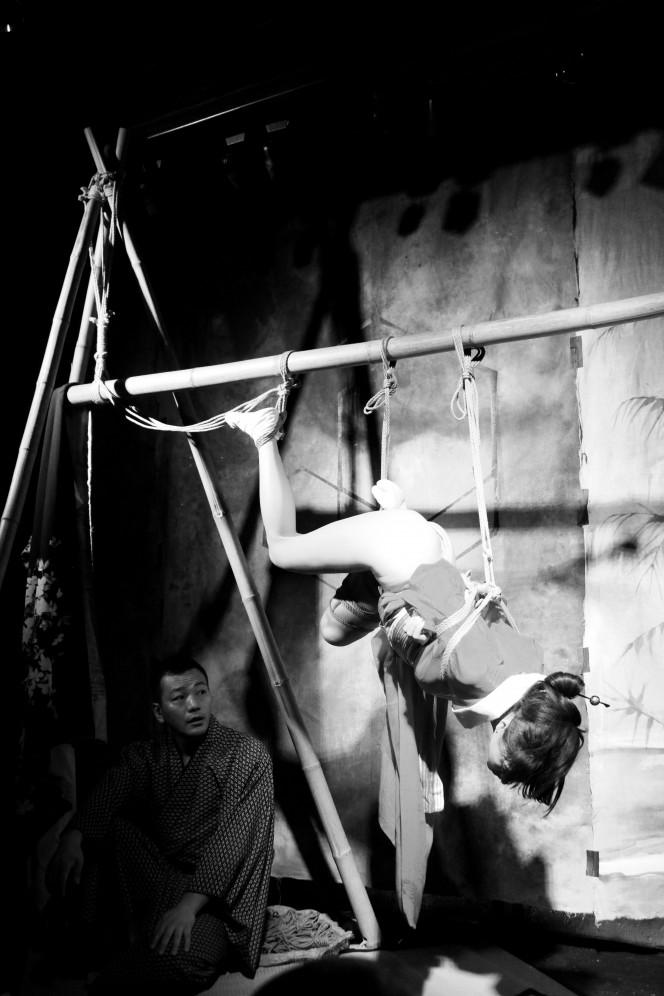 Unpicking the subtleties of kinbaku, the ancient Japanese art of bondage  tying | HERO magazine: A fresh perspective
