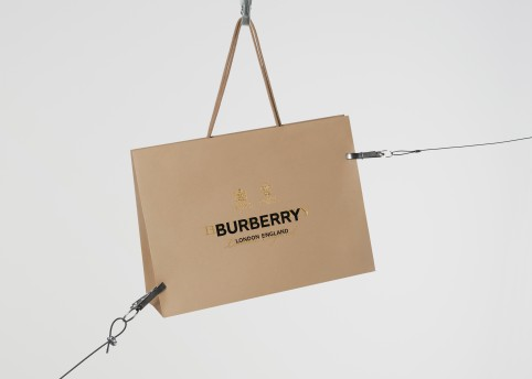 Burberry 24-hour product releases - Instagram, WeChat and 121 Regent Street
