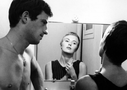 still, 'Breathless' (1960) dir. Jean-Luc Godard
