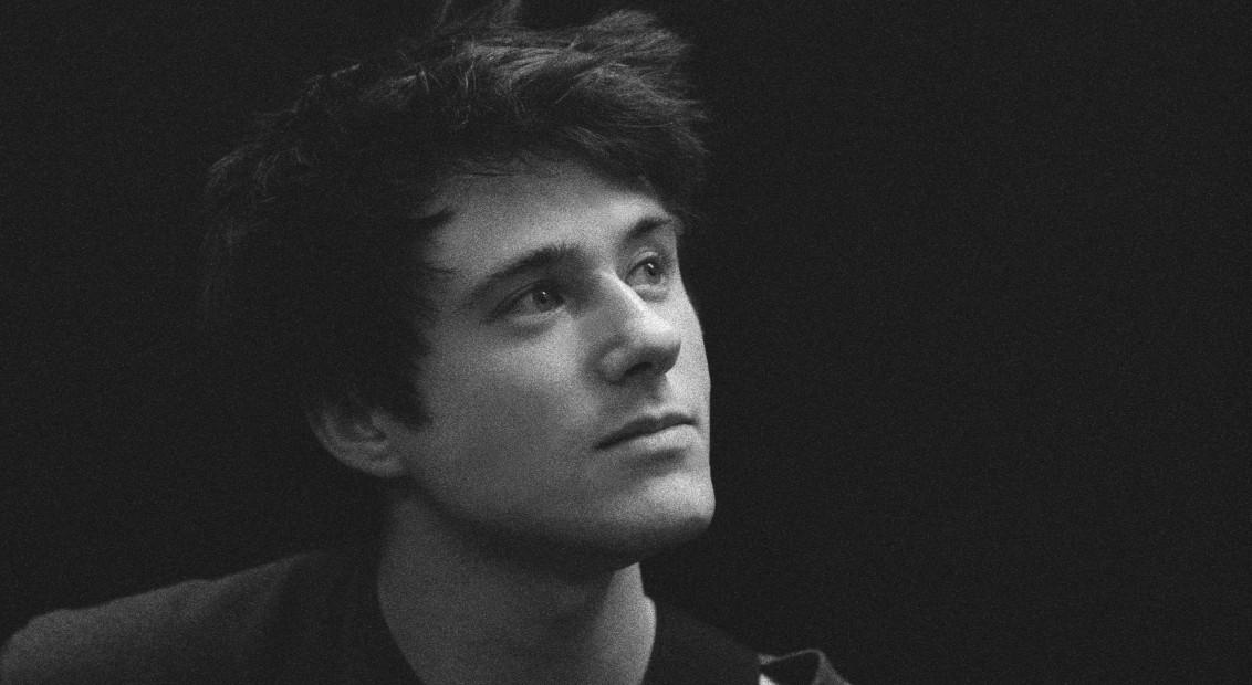 We go backstage with emerging musician Alec Benjamin in the latest