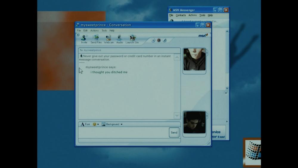 Filmmaker Jason Bradbury is reminding us how important MSN Messenger