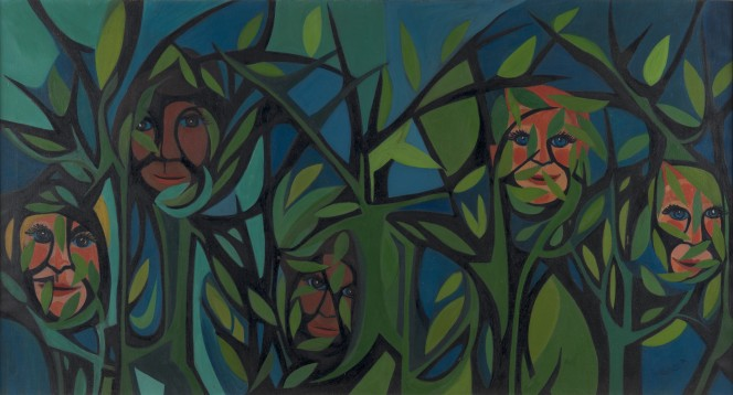 Faith Ringgold: the American artist who painted a divided