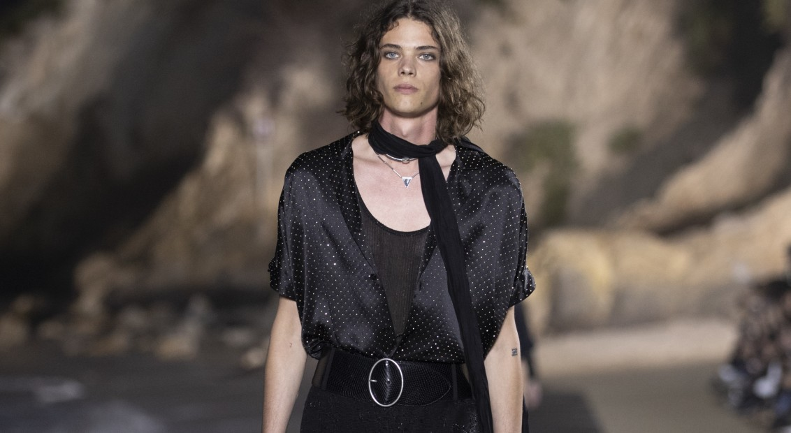 SAINT LAURENT SS20 - HERO-1