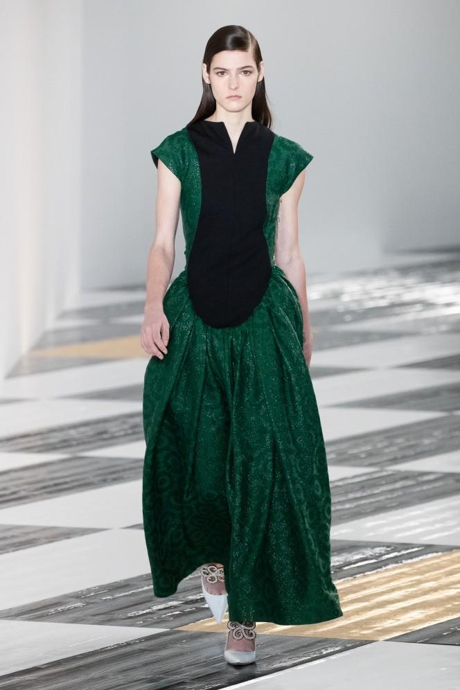 LOEWE FW20 Womenswear Look 1