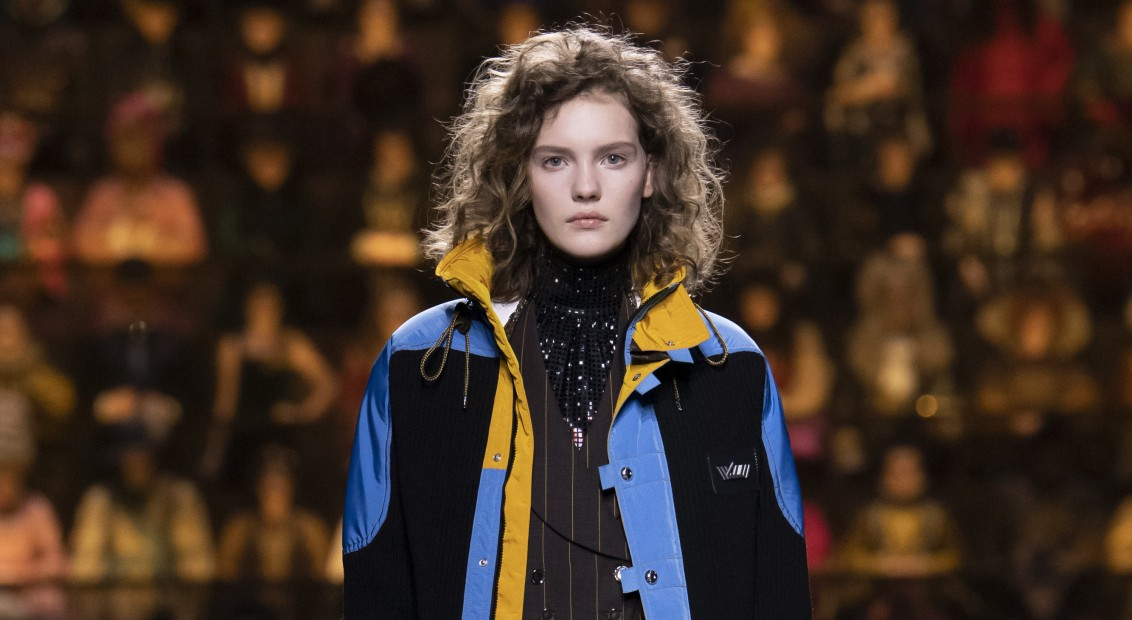 HERO - Louis Vuitton FW20-Crop