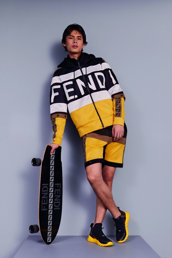 HERO - Fendi Men's Leisurewear