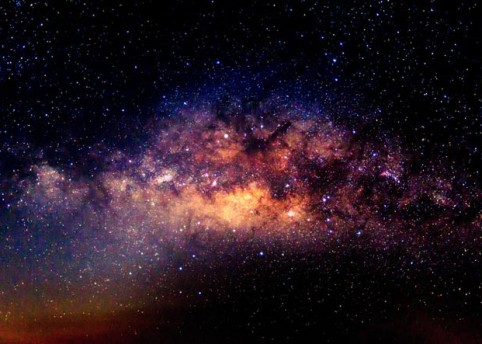 Milky-way-galaxy-with-stars-and-space-dust-in-the-universe-shut