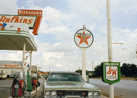 Mineral Wells, Texas, June 1972. © Stephen Shore. Courtesy 303 Gallery, New York