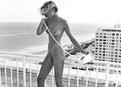 Celia, Miami, 1991 © The Helmut Newton Estate/Maconochie Photography
