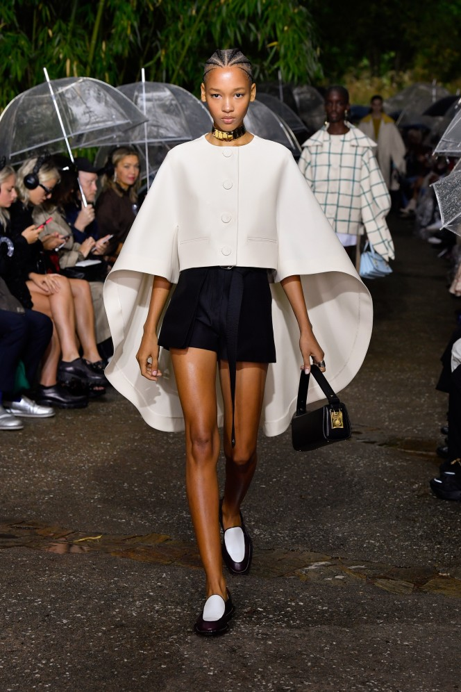 Lanvin : Runway - Paris Fashion Week - Womenswear Spring Summer 2020