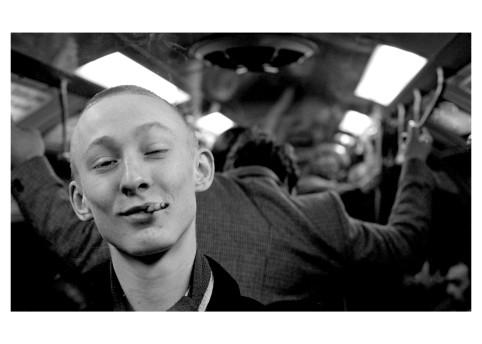 Gavin Watson, 'Skins Skinny Jim' 1980