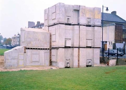 House, Rachel Whiteread, 1993 © Rachel Whiteread