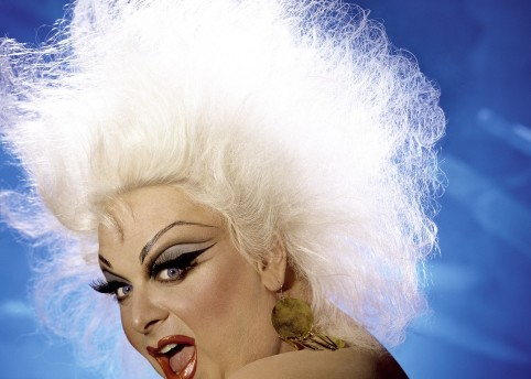 DIVINE by Greg Gorman