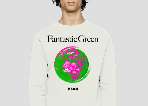 MSGM - MSGM FANTASTIC GREEN (1) (1)