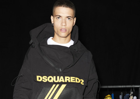 DSQUARED2 - HERO-1