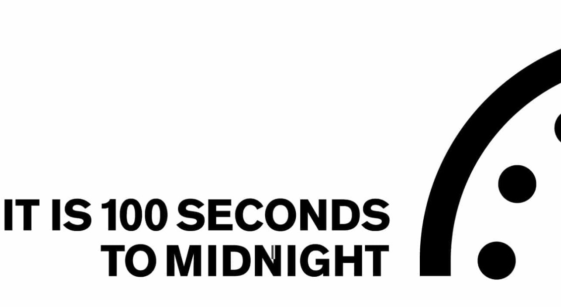 100 Seconds To Midnight An Interview With Those Setting The Doomsday Clock Hero Magazine A Fresh Perspective