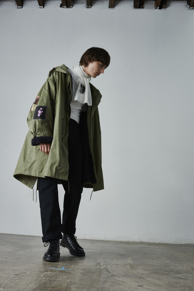 FRED PERRY - HERO-11