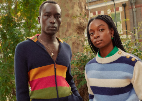 MATCHESFASHION X INNOVATORS WALES BONNER RHEA DILLON and DENNIS NYERO By Trisha Ward
