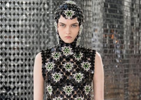 Paco Rabanne summer 2021 womenswear