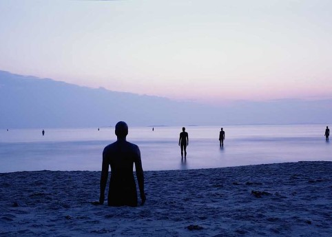 Antony Gormley, Another Place, 1997 © Antony Gormley. All Rights Reserved
