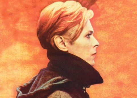 Album artwork, David Bowie 'Low', 1977