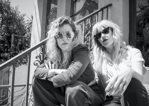 Deap Vally / photography by Kelsey Hart